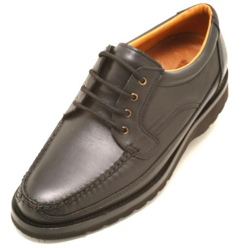 Alden Moccasin Oxford Black Calfskin #817