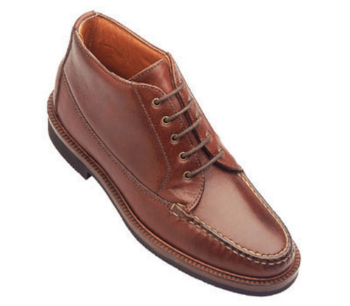 Alden Cape Cod Chukka Boot Brown/Dark Brown Aniline Leather #H422