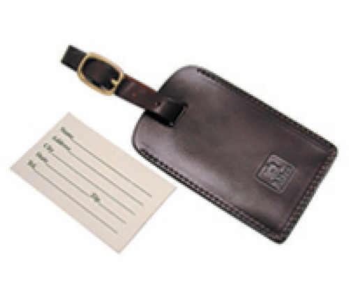 Alden Color 8 Luggage Tag Genuine Shell Cordovan