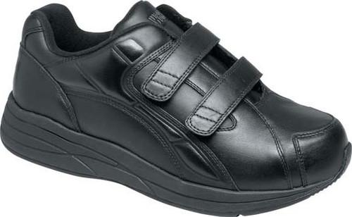 Drew Men's Force V  Velcro Sneaker Black