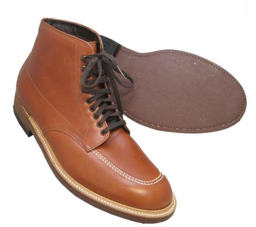 Alden Indy Workboot Original Brown Leather #405