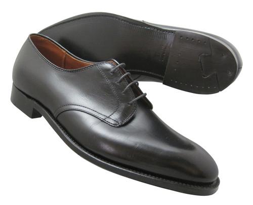 Alden Men's  Plain Toe Blucher Oxford #2817