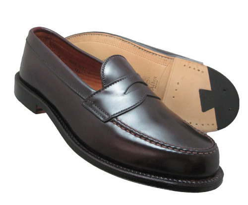 Alden Leisure Handsewn Color 8 Genuine Shell Cordovan #986