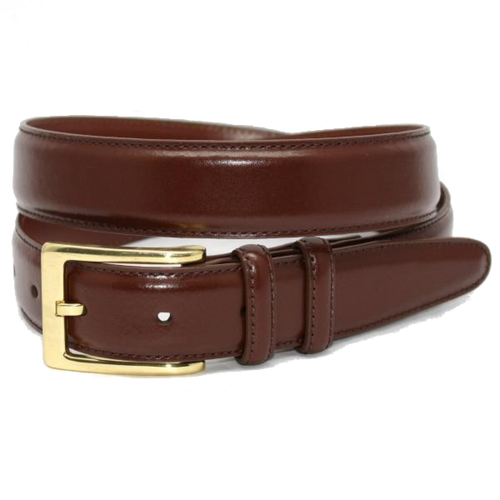 Torino Antigua Leather Belt Tuscany