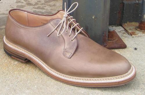Alden Plain Toe Blucher Natural Chromexcel #9501