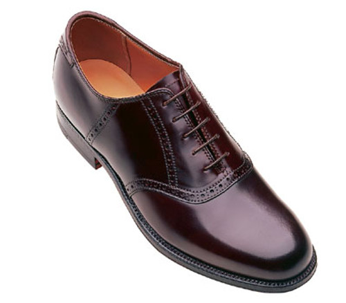 Alden Traditional Saddle Color 8 Genuine Shell Cordovan #994