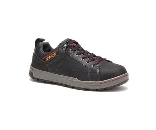 CAT Footwear Men's Brode Steel Toe Work Shoe Black