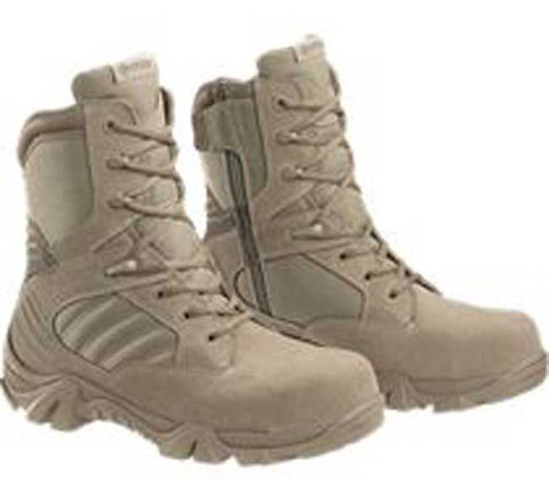 Bates Men's GX-8 Desert Composite Toe Side Zip