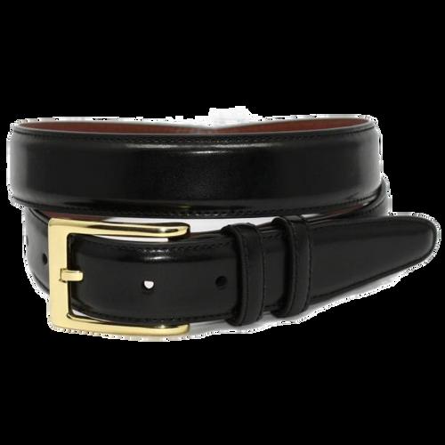 Torino XL Antigua Leather Belt Black