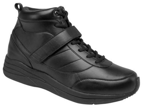 Drew Men's Pulse Black Leather