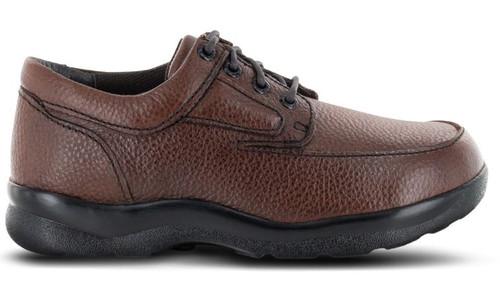 Apex Men's Ariya Moc Toe  brown calfskin