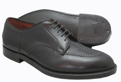 Alden Norwegian Split Toe Black Shell Cordovan #2211