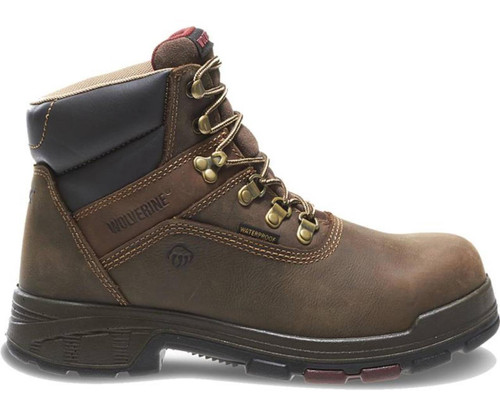 """Wolverine Men's Cabor EPX PC Dry Waterproof 6"""" Boot"""