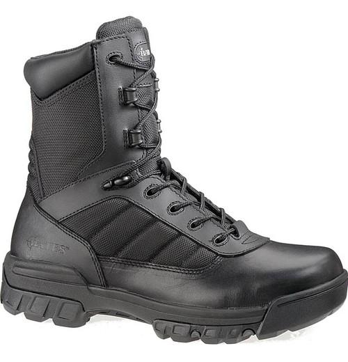 """Bates Women's 8"""" Tactical Sport Side Zip Boot"""