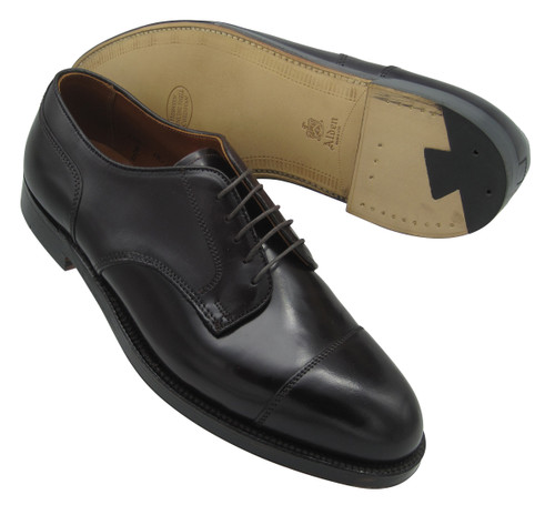 Alden Straight Tip Blucher Color 8 Genuine Shell Cordovan #2160