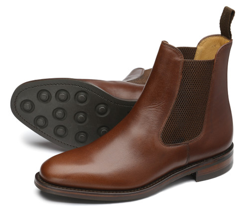 Loake Blenheim Brown Leather