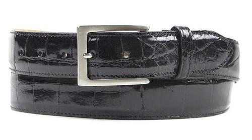 Zelli Alligator Belt Black