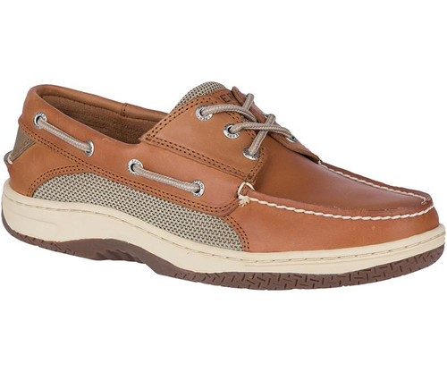 Sperry Men's Billfish 3-Eye Boat Shoe Dark Tan