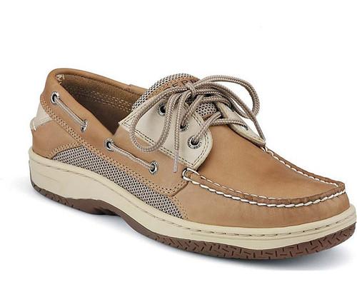 Sperry Men's Billfish 3-Eye Boat Shoe Tan Beige