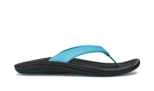 Olukai Women's Kūlapa Kai Sandals Cotton Candy/Black