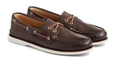 Sperry Men's Gold Cup Authentic Original Boat Shoe Brown