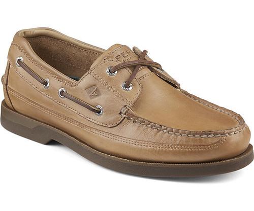 Sperry Men's Mako Canoe Moc Boat Shoe Oak