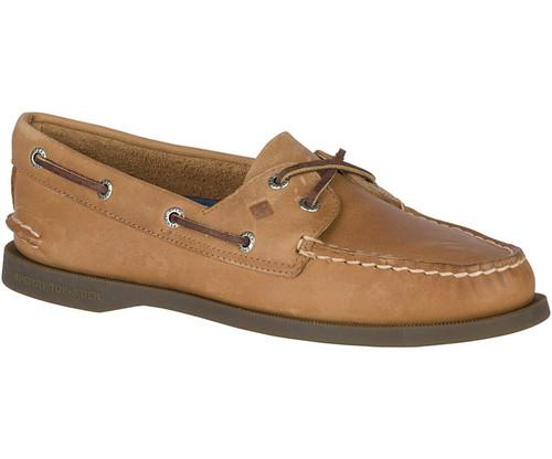 Sperry Women's Authentic Original Boat Shoe Sahara Leather