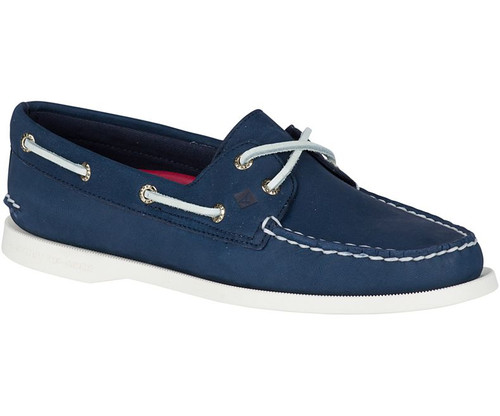 Sperry Women's Authentic Original Boat Shoe Navy