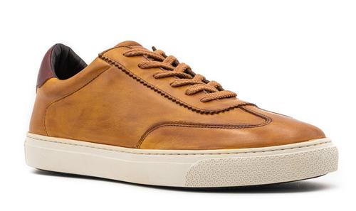 G.Brown Flight Calfskin sneaker Tan Calfskin #319
