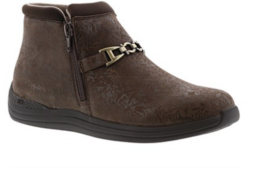 Drew Women's Blossom Brown Leather