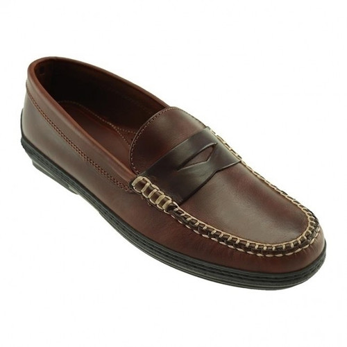 Sherman Brothers Key West Loafer Briar