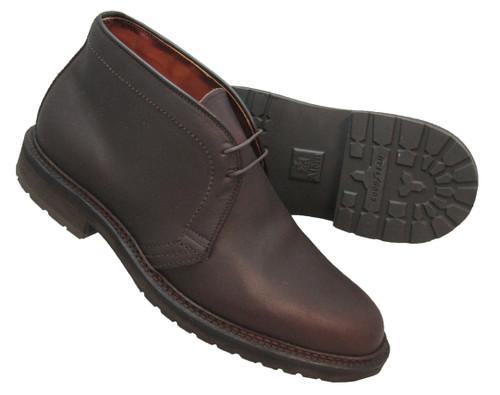 Alden Chukka Boot Dark Brown Kudu #1272S