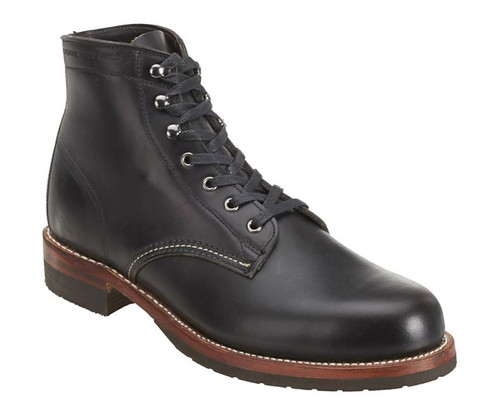 Men's Wolverine 1000 Mile Evans Boot Black