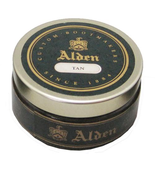 Alden Paste Wax Tan