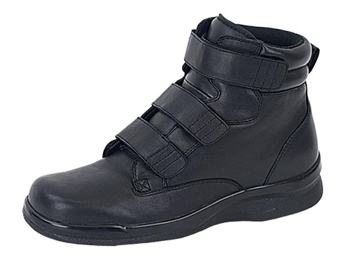 Apex Men's Biomechanical Work Boot Black Calfskin
