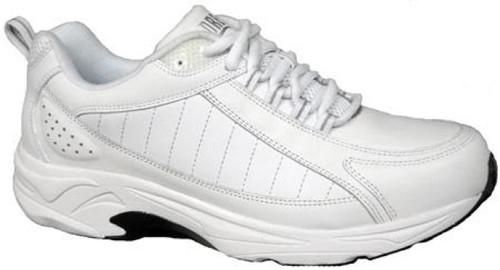 Drew Women's Fusion White Leather