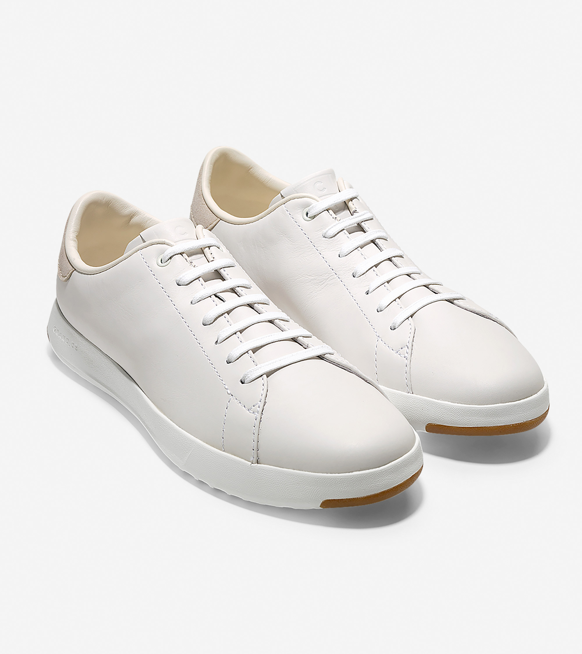 good reputation limited quantity luxury aesthetic Cole Haan GrandPrø Tennis Sneaker White