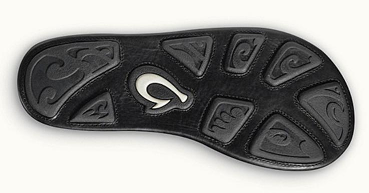 5de63c320ae6 Oluaki - Men s Mea Ola Canoe-Lash Designed Sandal Tan and Dark Java ...