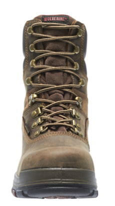 d7a39c3822f Wolverine Men's Cabor EPX Brown Waterproof 8