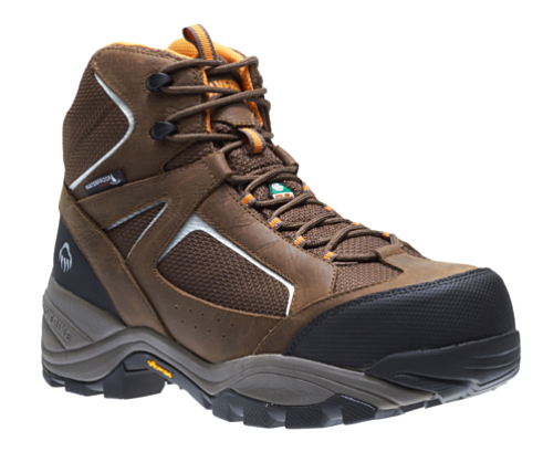 c5360dbef6a Wolverine Men's Quest Puncture Resistant Safety Toe Boot
