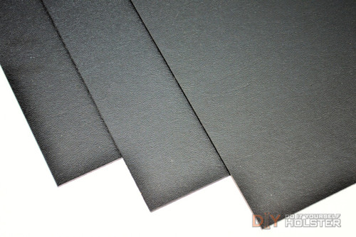 "12"" x 12"" Boltaron Sheet Stock .080 Black"