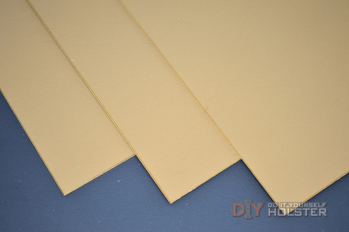"8"" x 12"" Boltaron Sheet Stock .080 Coyote Brown"
