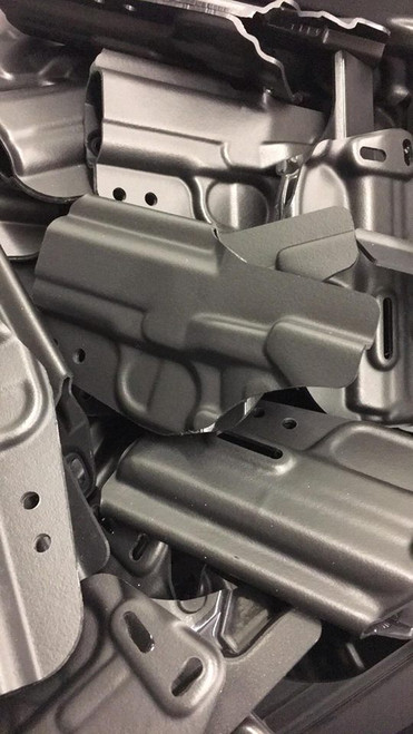 Fold and Forget Service for Vacu-Form Series Holster Shells
