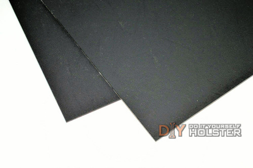 "Boltaron - Haircell Finish - Black - Two 8""x12"" .080"" Thick Sheets SHIPS FREE"