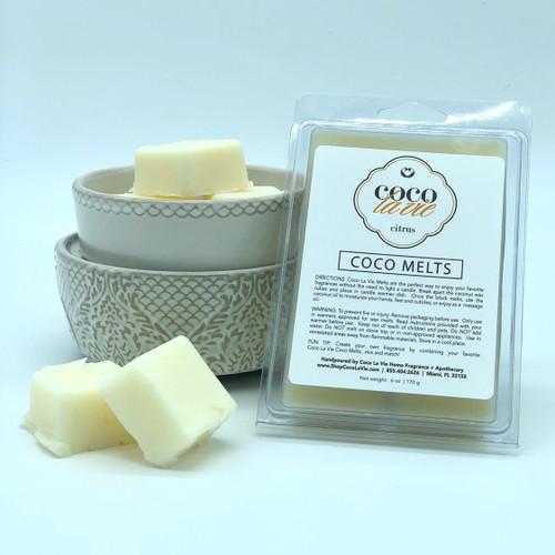 Coco La Vie CITRUS Coconut Wax Melts