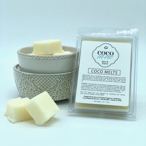Coco La Vie BEACH LINEN Coconut Wax Melts
