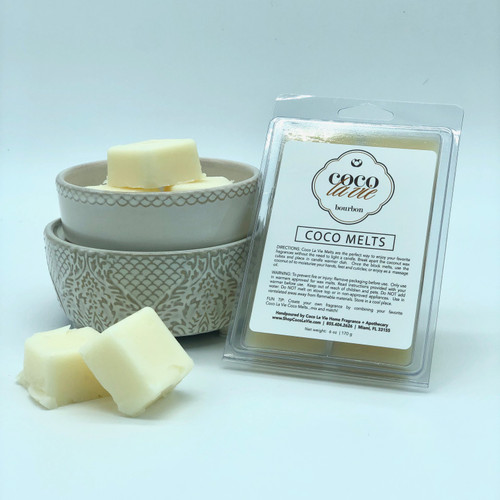 Coco La Vie BOURBON Coconut Wax Melts