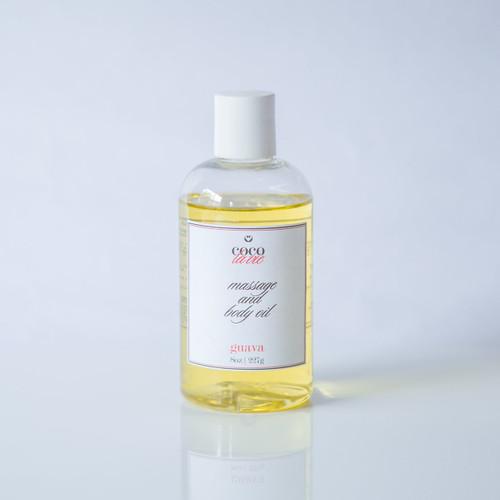 Massage + Body Oil