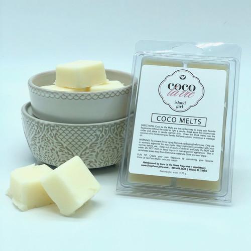 Coco La Vie ISLAND GIRL Coconut Wax Melts