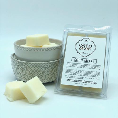 Coco La Vie TOBACCO Coconut Wax Melts